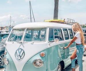 summer and volkswagen image