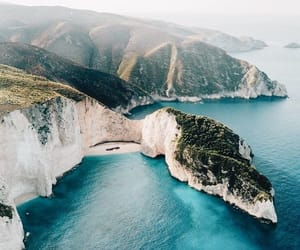 nature, travel, and ocean image