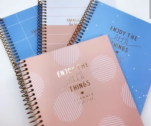 journals, notebook, and planner image