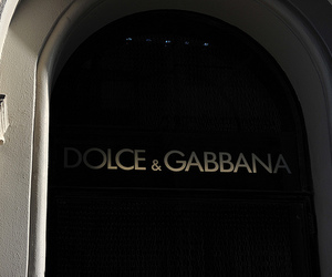 Dolce & Gabbana, D&G, and photography image