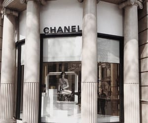 architecture, chanel, and fashion image