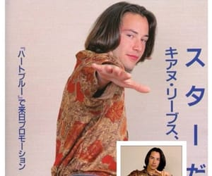 keanu reeves and aesthetic image