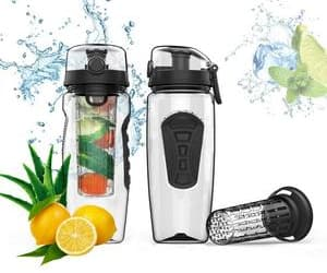 infusion, infuser, and infuser water bottle image