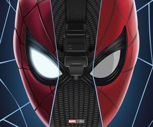 Avengers, black, and Marvel image