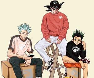 anime, ban, and boys image