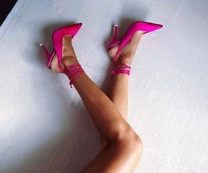 elegant, shoes, and heels image