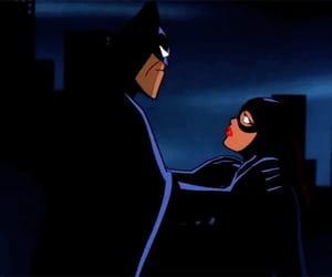 90s, batgirl, and batman image