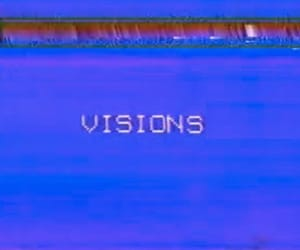 vision and vhs image