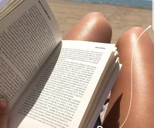 book, chill, and girl image