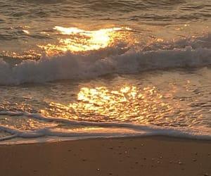 beach, aesthetic, and ocean image