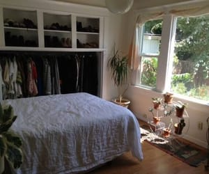 architecture, bed, and house image