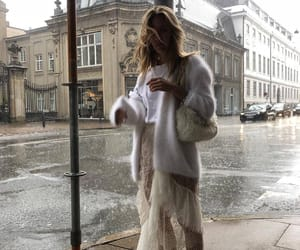 fashion, white, and blonde image