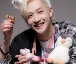 kpop, Chan, and stray kids image