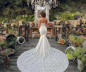 beatiful, black, and bride image