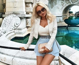 beauty, style, and chic image