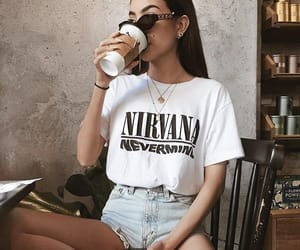fashion, nirvana, and style image