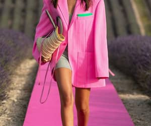 runway, fashion, and outfit image