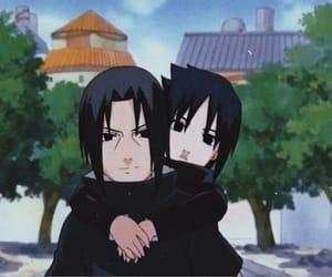 naruto, uchiha, and anime image