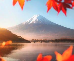 nature, japan, and lake image