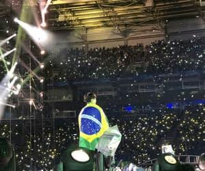 brazil, concert, and korean boy image