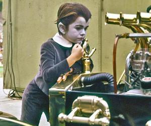 boy, eddie, and engine image