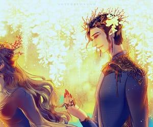 fanart, jurdan, and the cruel prince image