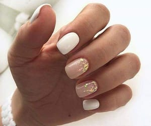 manicure, nailpolish, and nailart image