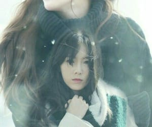 jessica, kpop, and taeyeon image
