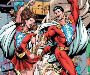 brothers, billy batson, and DC image