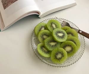 aesthetics, fruit, and green image
