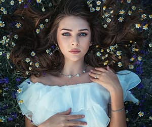 beautiful, russia, and blue eyes image