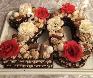 20, birthday, and cake image