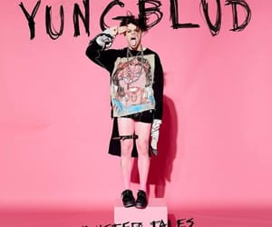 poster, tour, and yungblud image