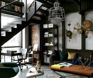 inspiration, loft, and décoration image