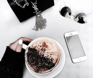 coffee, drink, and aesthetic image