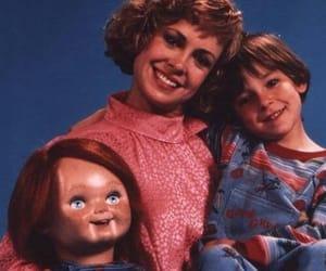 Chucky, movie, and horror image
