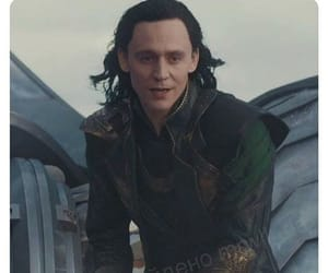museum, thor, and tom hiddleston image