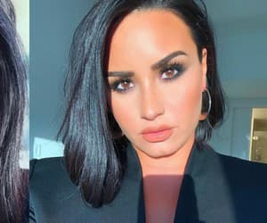 beauty, new, and demi lovato image