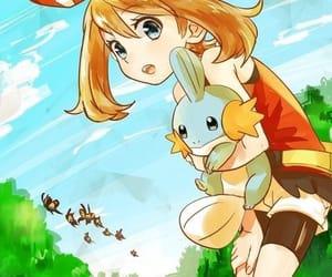 anime, pokemon, and anime girl image