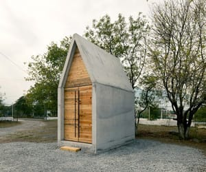 architecture, simplicity, and chapel image