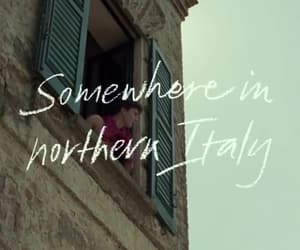 call me by your name, italy, and film image