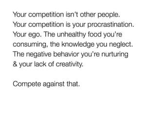 creativity, ego, and goals image