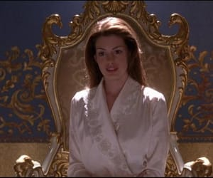 Anne Hathaway and the princess diaries image