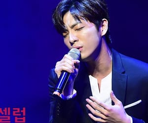 kpop, solo singer, and leegeon image