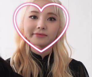 jinsoul, loona, and asian image