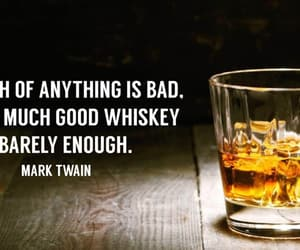french, whiskey, and words image