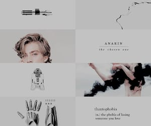 aesthetic, Anakin Skywalker, and attack of the clones image
