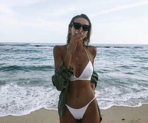 beach, body, and summer image