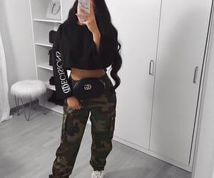 fashion, style, and female image