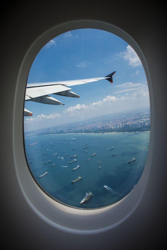 article, fiji, and plane image